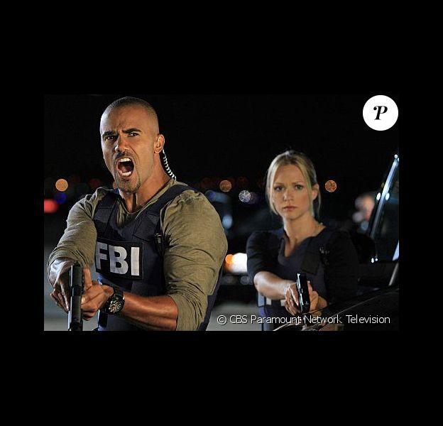 La série Esprits Criminels programmée sur TF1