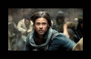 World War Z : Premières images du film-catastrophe de Brad Pitt