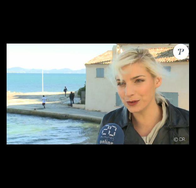 Nadège Lacroix de Secret Story 6 répond aux questions de 20 Minutes sur le tournage de Sous le Soleil de Saint-Tropez (TMC)