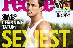 Channing Tatum : Il est bien élu homme le plus sexy du monde