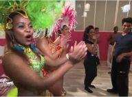Danse avec les Stars 3 : Samba déchaînée pour Amel, roue infernale pour Lorie