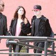 Justin Bieber et Selena Gomez au Mexique le 6 décembre 2011