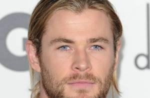 Chris Hemsworth : L'homme de l'année 2012 va donner la réplique à Brad Pitt
