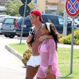 Cristiano Ronaldo et sa copine