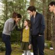 Image du film Twilight - chapitre 5 : Révélation (2e partie) avec Kristen Stewart, Mackenzie Foy, Robert Pattinson et Taylor Lautner