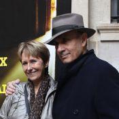 Prix Quai des Orfèvres : Guy Marchand parrain éclairé pour Danielle Thiéry émue