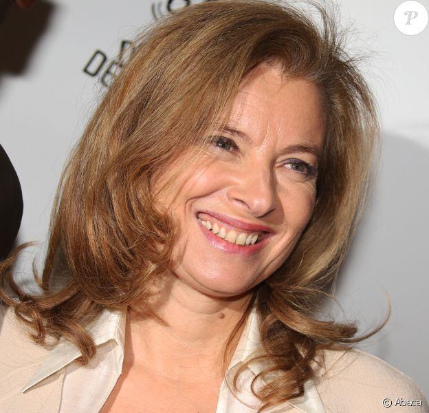 Valérie Trierweiler à Paris, le 12 novembre 2012.