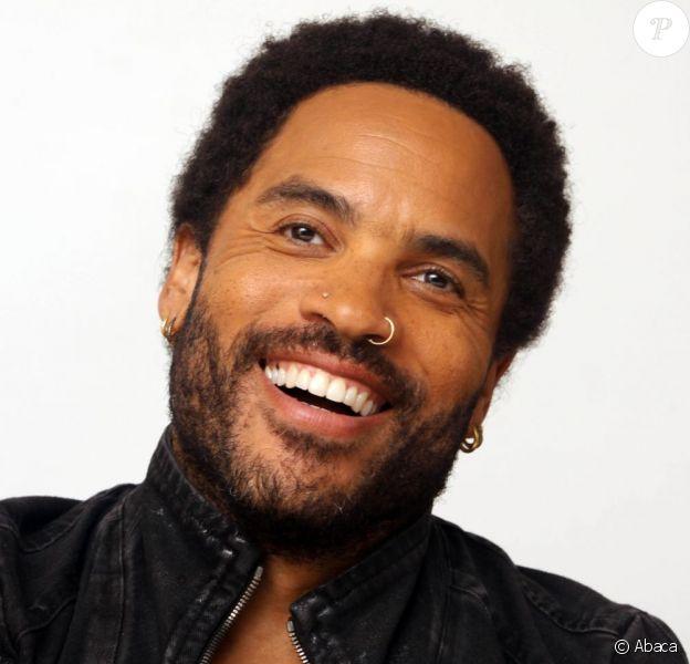 Lenny Kravitz pourrait camper Marvin Gaye dans un biopic réalisé par Julian Temple. (Photo du 1er mars 2012).