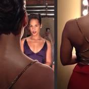 Alicia Keys, de plus en plus sexy, met ses courbes en valeur pour Jimmy Fallon
