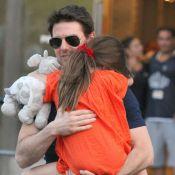 Suri Cruise délaisse Katie Holmes pour un Thanksgiving avec son père Tom Cruise