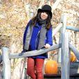 Carly Rae Jepsen a participé à la 86e parade annuelle de Thanksgiving organisée par les magasins Macy's, le 22 novembre 2012 à New York.