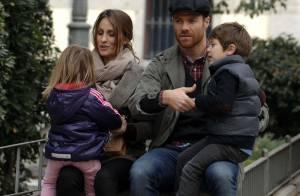 Xabi Alonso : Jontxu et Ane, ses plus beaux cadeaux pour son anniversaire