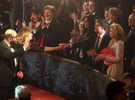 Manuel Valls sous le charme de sa femme Anne Gravoin, face à une foule de stars