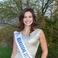 Marine Lorphelin, Miss Bourgogne, candidate pour Miss France 2013, le 8 décembre 2012 sur TF1