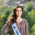 Celia Guermoudj, Miss Midi-Pyrenees, candidate pour Miss France 2013, le 8 décembre 2012 sur TF1