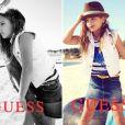 En 2012, Dannielynn Birkhead, la fille d'Anna Nicole Smith, devient elle aussi l'égérie de la marque Guess pour sa ligne enfant.