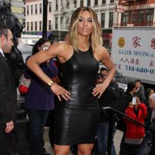 Ciara lors de la soirée 'Billboard Women In Music luncheon' à New York le 30 Novembre 2012.