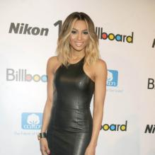 Ciara, au photocall, lors de la soirée 'Billboard Women In Music luncheon' à New York le 30 Novembre 2012.