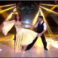 Amel Bent et Christophe dans Danse avec les Stars 3, samedi 1er décembre 2012 sur TF1
