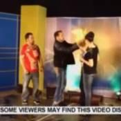 Wayne Houchin : Le magicien prend accidentellement feu à la télévision !