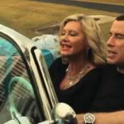John Travolta et Olivia Newton-John en duo 34 ans après ''Grease'' !