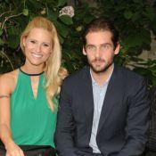 Michelle Hunziker : La torride sirène est enceinte du beau Tomaso Trussardi