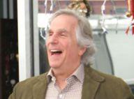 Henry Winkler : A 67 ans, Fonzie de ''Happy Days'' vit encore des jours heureux