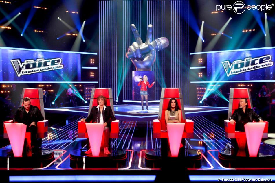 Le jury de The Voice repart pour une deuxième saison : Jenifer, Louis Bertignac, Florent Pagny et Garou