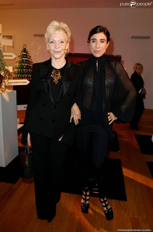 tonie marshall et blanca li 224 le 10 decembre 2012 pour la 17 232 me edition des sapins de no 235 l