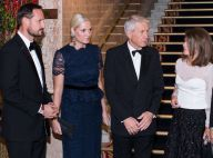 La princesse Mette-Marit sublime pour le dîner du Nobel de la Paix 2012