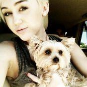 Miley Cyrus dans le chagrin, loin de sa panoplie SM et bottes en python