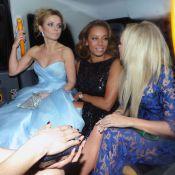 Les Spice Girls déchaînées... pendant que Victoria Beckham dort