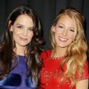 Katie Holmes et Blake Lively : Sublimes, complices et motivées