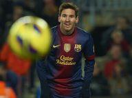 Lionel Messi : Première sortie très câline avec son fils Thiago