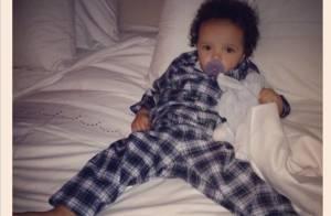 Mariah Carey : Attendrie par son fils Moroccan, elle dévoile une photo adorable