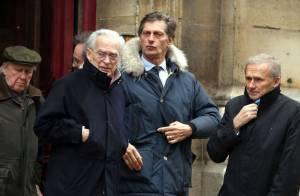 Obsèques de Jacques Rigaud, grand patron de RTL et homme de culture