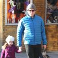 Sarah Jessica Parker et Matthew Broderick emmènent Tabitha et Marion a l'école à New York, le 14 décembre 2012.