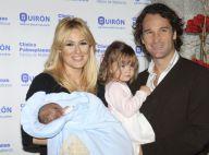 Carlos Moya : Un an après le drame, papa à nouveau, il présente son bébé