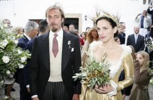 Le prince Aimone de Savoie-Aoste et la princesse Olga parents d'une petite fille