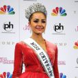 Olivia Culpo, elue Miss Univers 2012, a Las Vegas, le 19 decembre 2012.  Miss USA Olivia Culpo is crowned Miss Universe 2012 at the Planet Hollywood Resort And Casino in Las Vegas, Nevada on December 19, 2012.19/12/2012 - Las Vegas