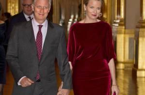 Famille royale de Belgique : Splendide réunion pour le concert de Noël 2012