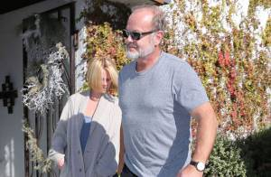 Kelsey Grammer : Accord financier avec son ex, en mode papa poule avec sa femme