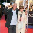 Nadien Trintignant et Alain Corneau lors du Festival du film de Deauville en 2008