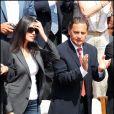 Le 5 juin 2011, pour la finale de Roland-Garros, les peopolitiques s'étaient déplacés : outre le couple de jeunes mariés Eric et Yasmine Besson, Bertrand Delanoë et Chantal Jouanno étaient présents.