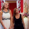 """""""Linda et Corina dans le dernier épisode de Qui veut épouser mon fils ?, saison 2, le vendredi 21 décembre 2012 sur TF1"""""""
