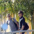 George Clooney et Rande Gerber ensemble pour passer des vacances au Mexique le 21 novembre 2012.