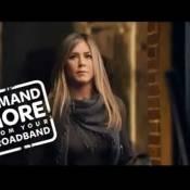 Jennifer Aniston : Séquence nostalgie avec un retour embarrassant et caféiné
