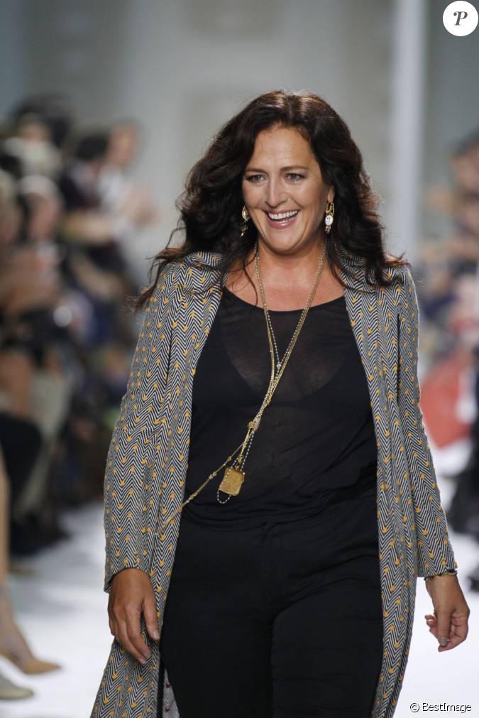 Angela Missoni en septembre 2012...