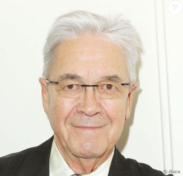 Claude Nobs, le directeur du Montreux Jazz Festival, à New York le 17 mai 2012.