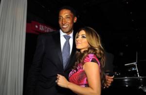 Scottie Pippen et sa belle Larsa : Amoureux et complices pour une soirée hommage